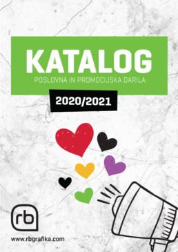 Katalog poslovna darila, promocijska darila 2020/2010 - RB Grafika